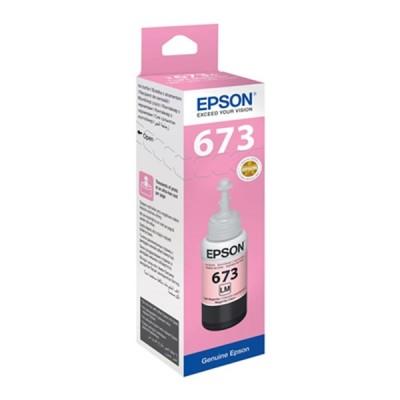 EPSON L800 T6736 (70 ML) A.KIRMIZ KARTUŞ MÜREKKEBİ