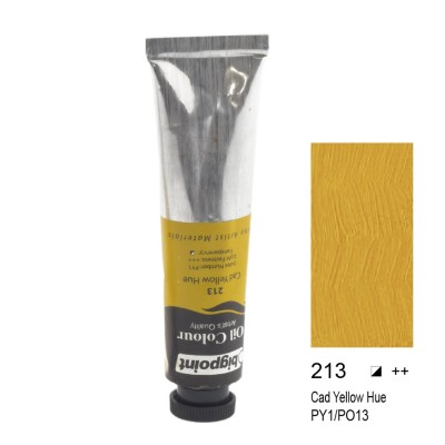 YAĞLI BOYA 45 ML CAD YELLOW HUE 213